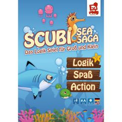 Scubi Sea Saga: The Logic Game for All Ages