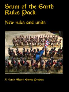 Scum of the Earth: Rules Pack