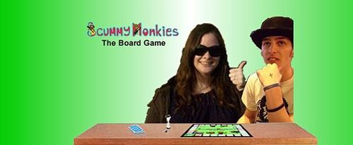 Scummy Monkies: The Board Game