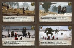 Scythe: Promo Pack #2 – Encounter Cards 33-36
