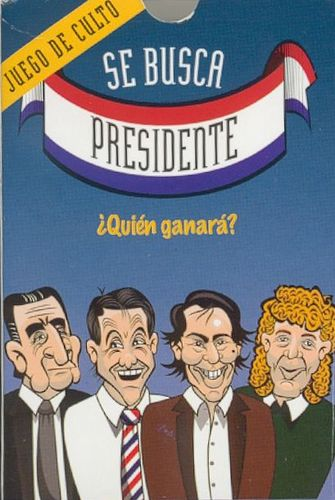 Se Busca Presidente