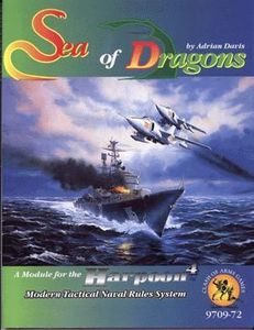 Sea of Dragons: A Module for Harpoon 4
