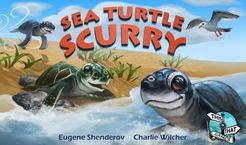 Sea Turtle Scurry