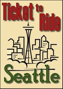 Seattle (fan expansion for Ticket to Ride)