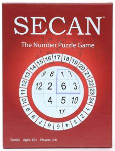 SECAN: The Number Puzzle Game