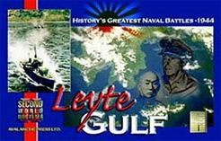 Second World War at Sea: Leyte Gulf
