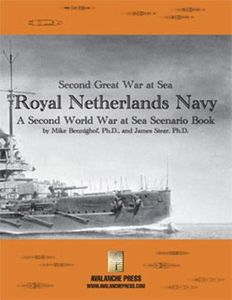 Second World War at Sea: Royal Netherlands Navy