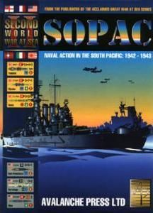 Second World War at Sea: SOPAC
