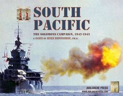 Second World War at Sea: South Pacific