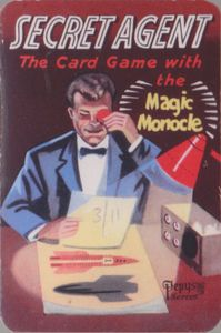Secret Agent: The Card Game With the Magic Monocle