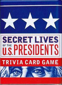 Secret Lives of the U.S. Presidents: Trivia Card Game
