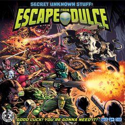 Secret Unknown Stuff: Escape from Dulce