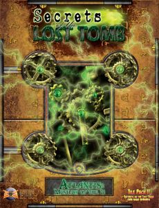Secrets of the Lost Tomb: Atlantis – Mystery of the 13