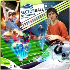 Sectorball: 12Touches Football