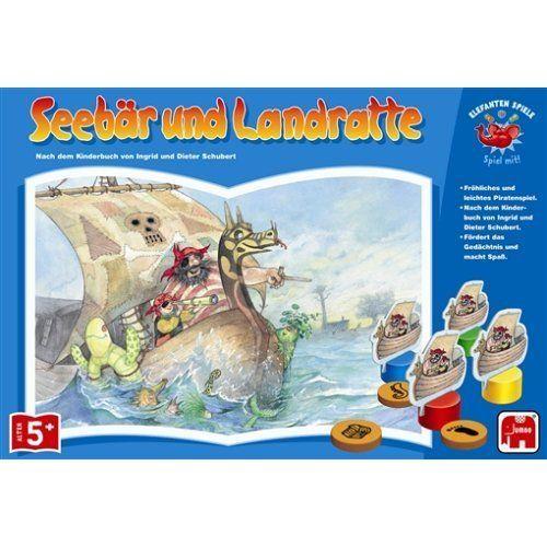 Seebär und Landratte