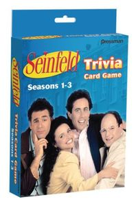 Seinfeld Trivia Card Game
