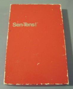 Sen-Tens cards