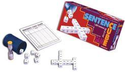 Sentence Cube Game