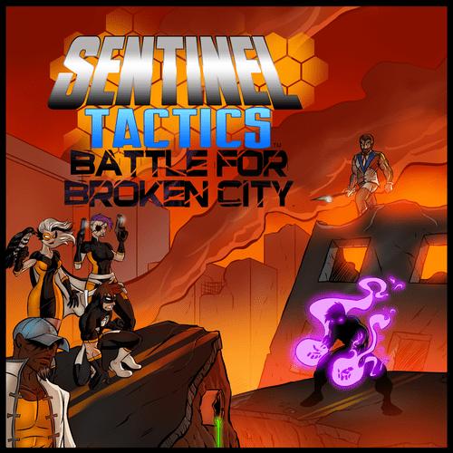 Sentinel Tactics: Battle for Broken City
