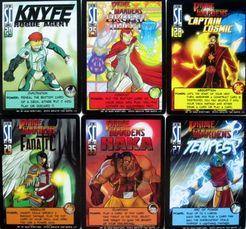 Sentinels of the Multiverse: Dice Tower Kickstarter Promo Pack 2016
