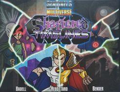 Sentinels of the Multiverse: Shattered Timelines