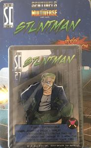 Sentinels of the Multiverse: Stuntman Hero Character