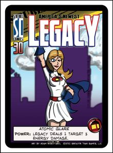Sentinels of the Multiverse: Young Legacy Promo Card