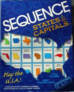 Sequence: States & Capitals