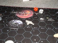 Serenity: The Unofficial Board Game