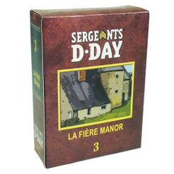 Sergeants D-Day: Chapter 3 La Fière Manor