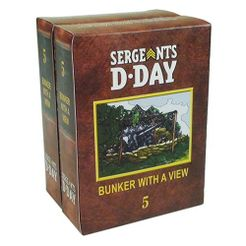 Sergeants D-Day: Chapter 5 Bunker with a View