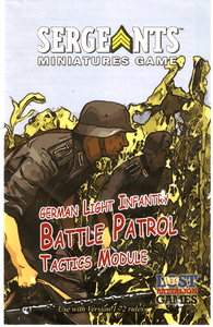 Sergeants D-Day: German Light Infantry Battle Patrol Tactics expansion
