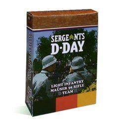 Sergeants D-Day: German Light Infantry Rifle Team expansion