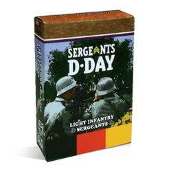 Sergeants D-Day: German Light Infantry Sergeants expansion