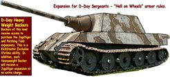 Sergeants D-Day: Pershing expansion