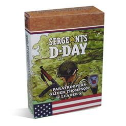 Sergeants D-Day: US Paratrooper Glider Thompson Leader expansion