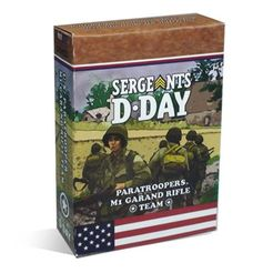 Sergeants D-Day: US Paratrooper Rifle Team expansion