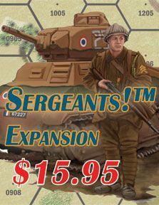 Sergeants! Expansion