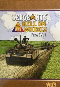 Sergeants: Hell on Wheels – PzKw IV H