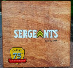 Sergeants Miniatures Game: Commemorative D-Day Command Group