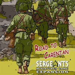 Sergeants Miniatures Game: Road to Carentan