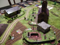 Sergeants Miniatures Game: Saint-Côme-du-Mont Expansion