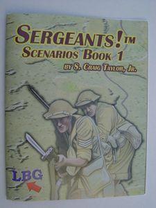 Sergeants! Scenarios Book 1