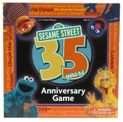 Sesame Street 35th Anniversary Game