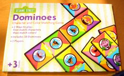 Sesame Street Dominoes
