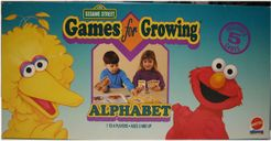 Sesame Street Games for Growing: Alphabet