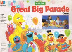 Sesame Street Great Big Parade Game