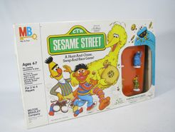 Sesame Street Hunt, Chase, Swap and Race!