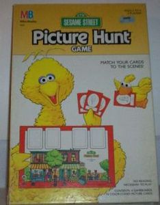 Sesame Street Picture Hunt