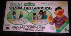 Sesame Street PreSchool Games for Growing: Going Places